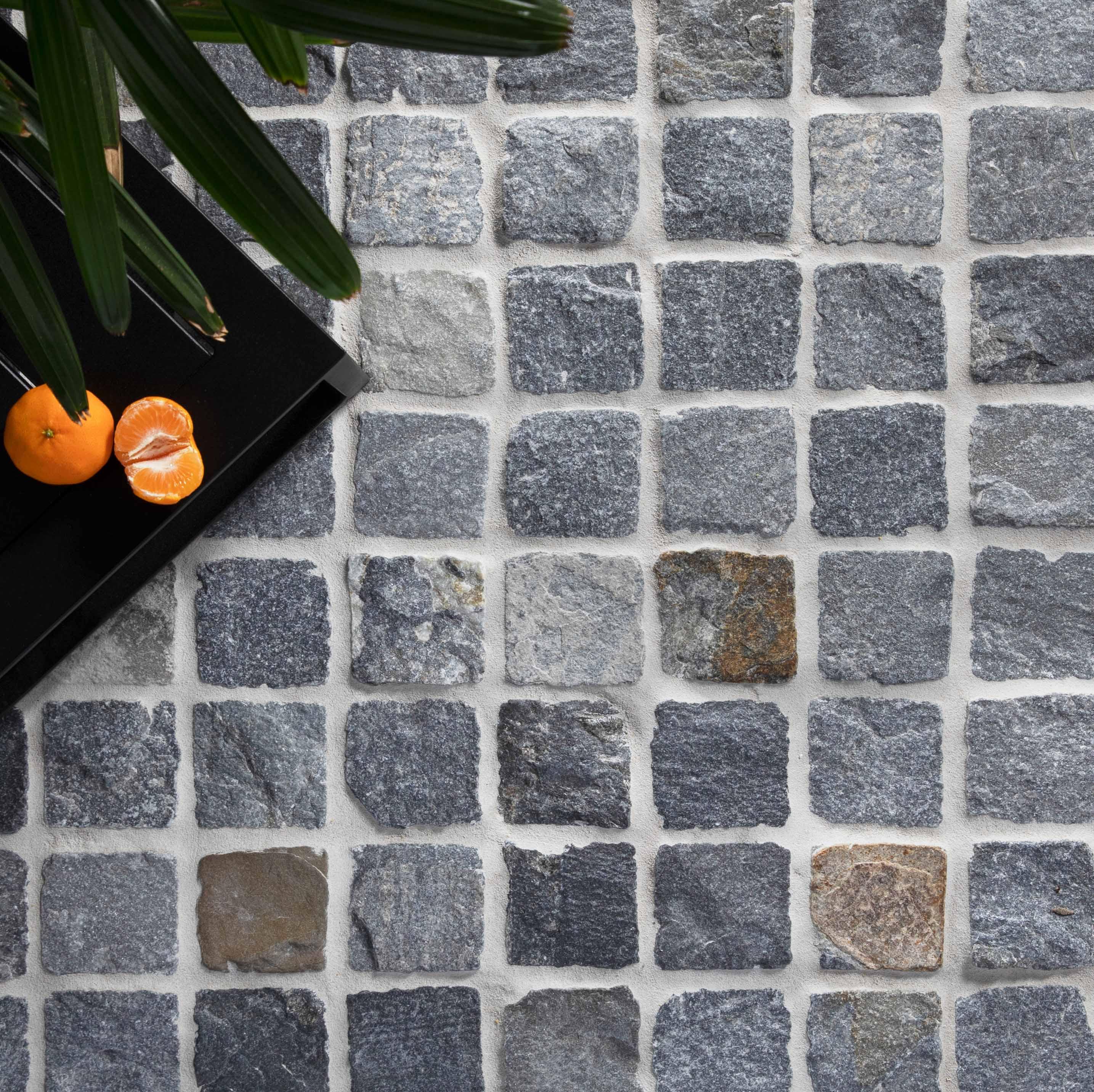 Cobblestones Hero plume-quartz-cobblestones-on-mesh2