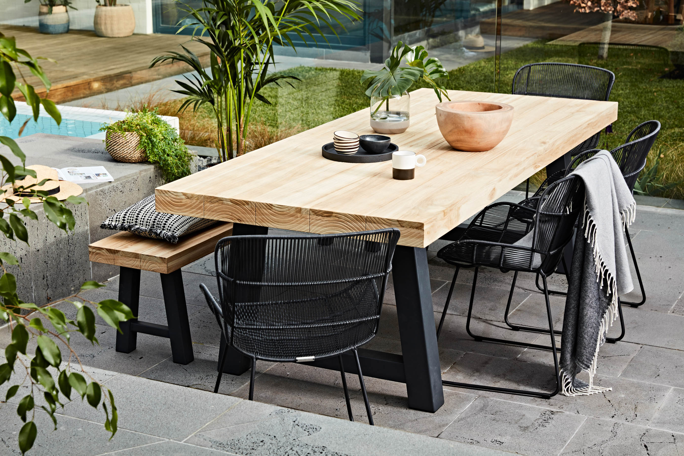 Furniture Gallery Dining-Chairs-Benches-Stools granada-beach-bench-01
