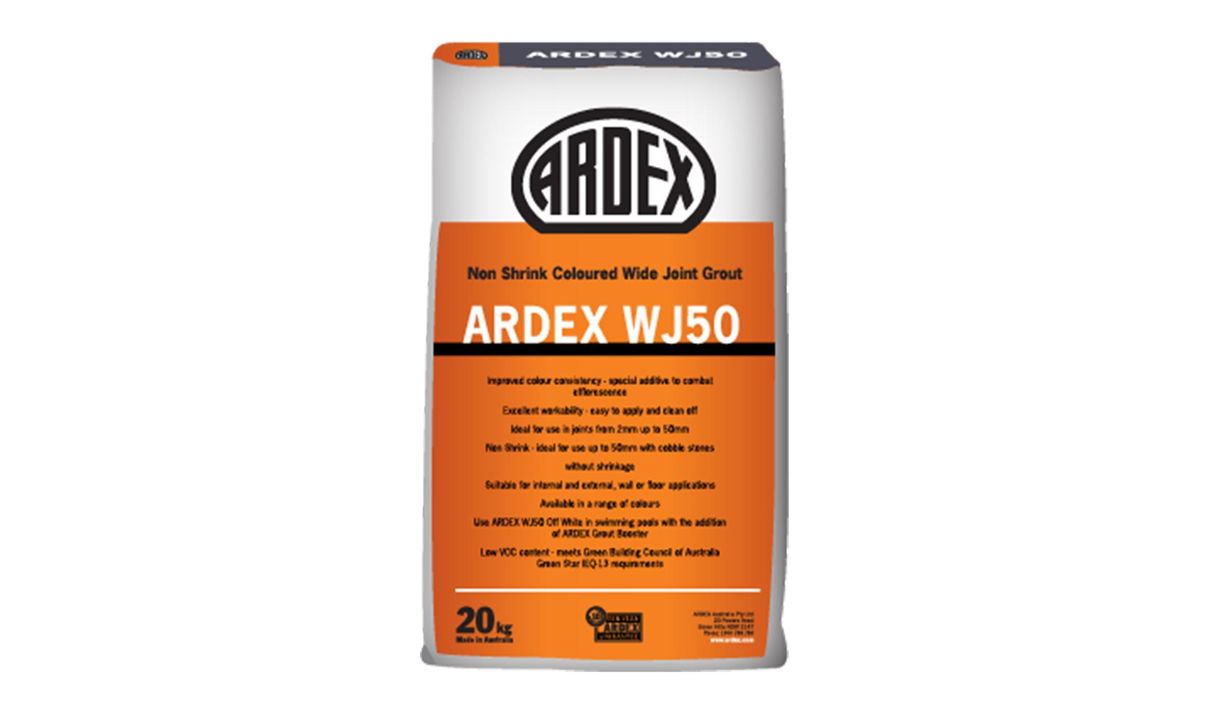Ardex WJ50
