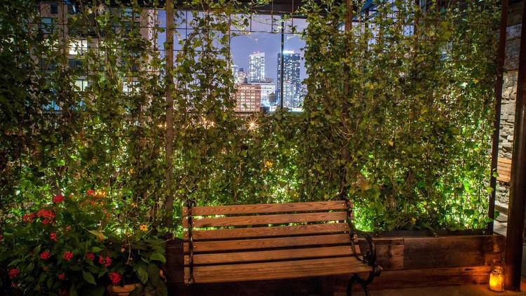 Artisan Stone -New York City Rooftop Gardens