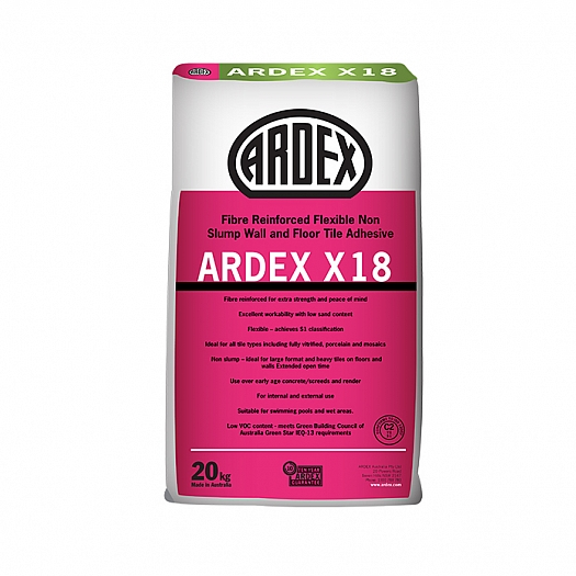 Install-Products-Photos Fixing-Products Swatch ARDEX-X18-swatch