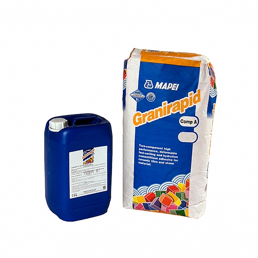 Install-Products-Photos Fixing-Products Swatch Mapei-Granirapid-swatch