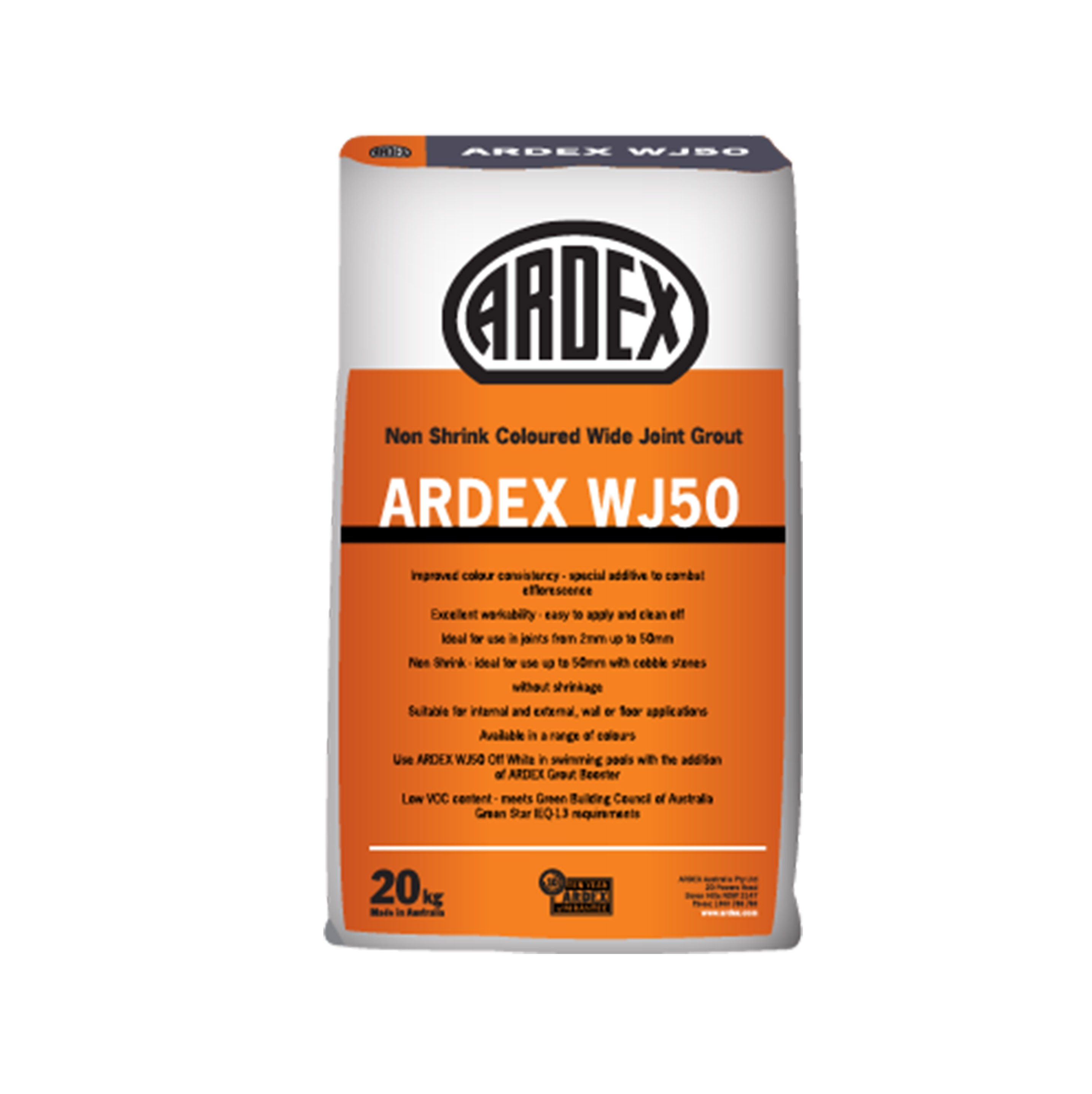 Install-Products-Photos Fixing-Products Gallery ARDEX-WJ50-Gallery