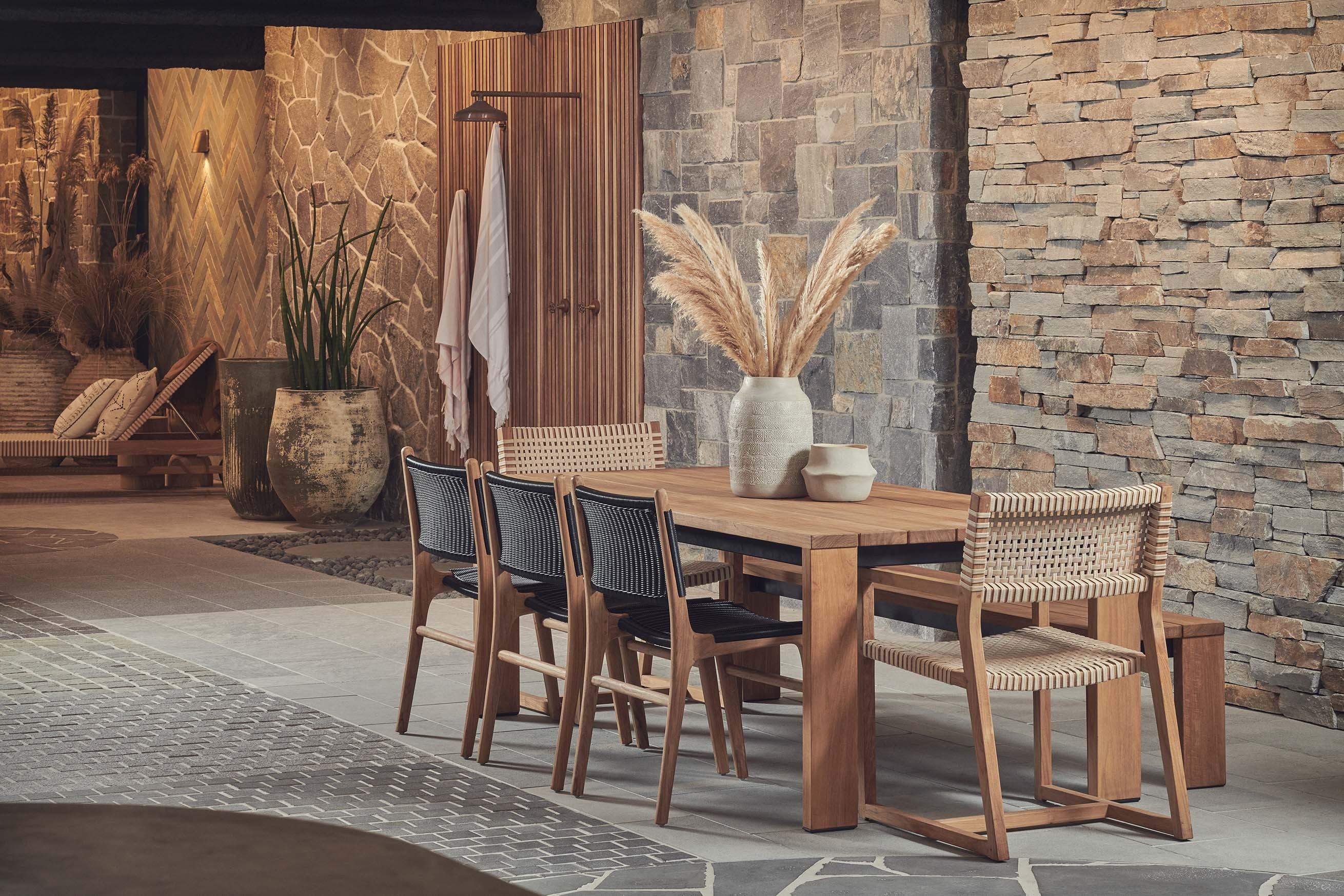 Furniture Gallery Dining-Chairs-Benches-Stools hamptons-bench-03