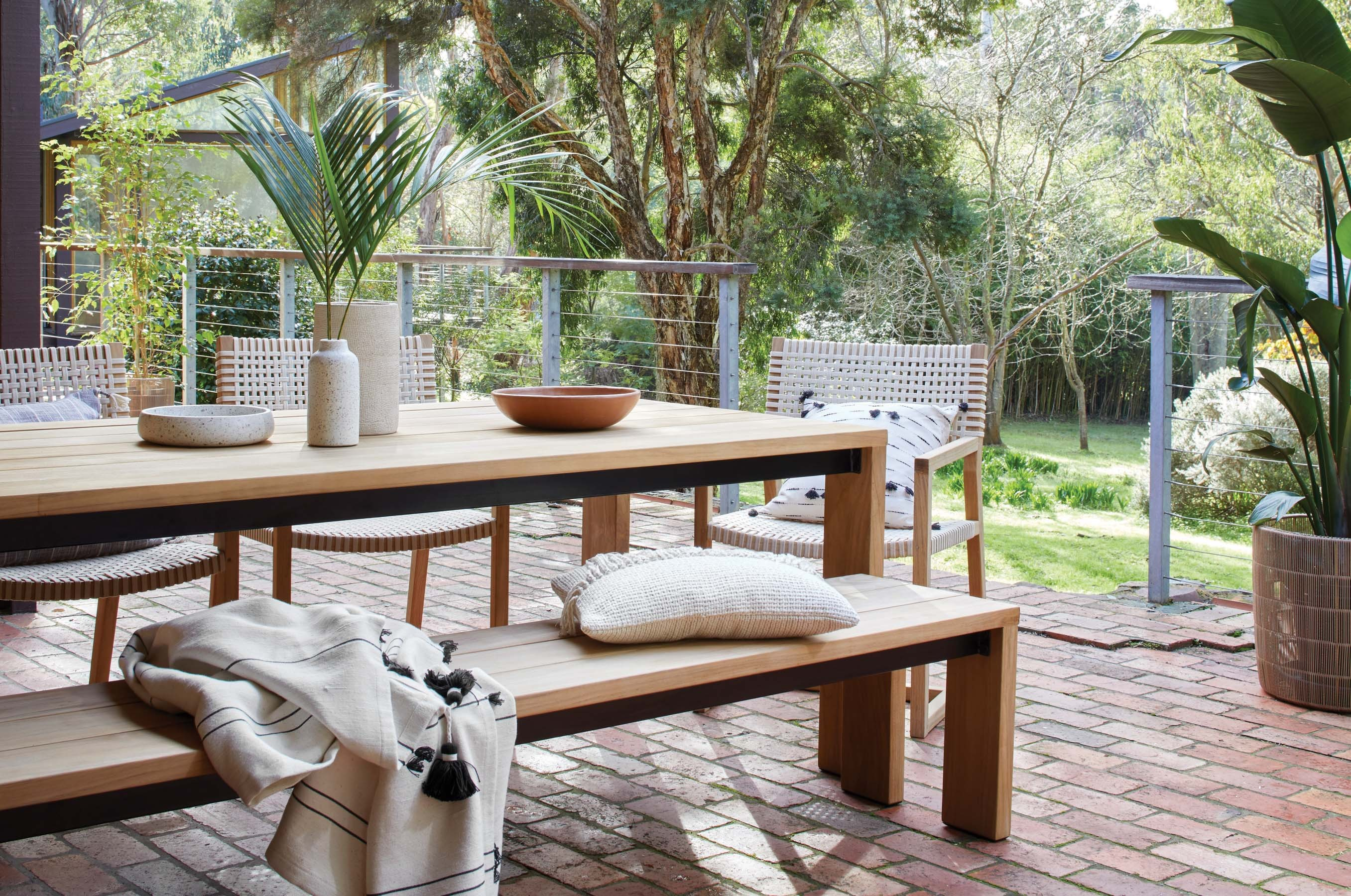 Furniture Gallery Dining-Chairs-Benches-Stools hamptons-bench-01