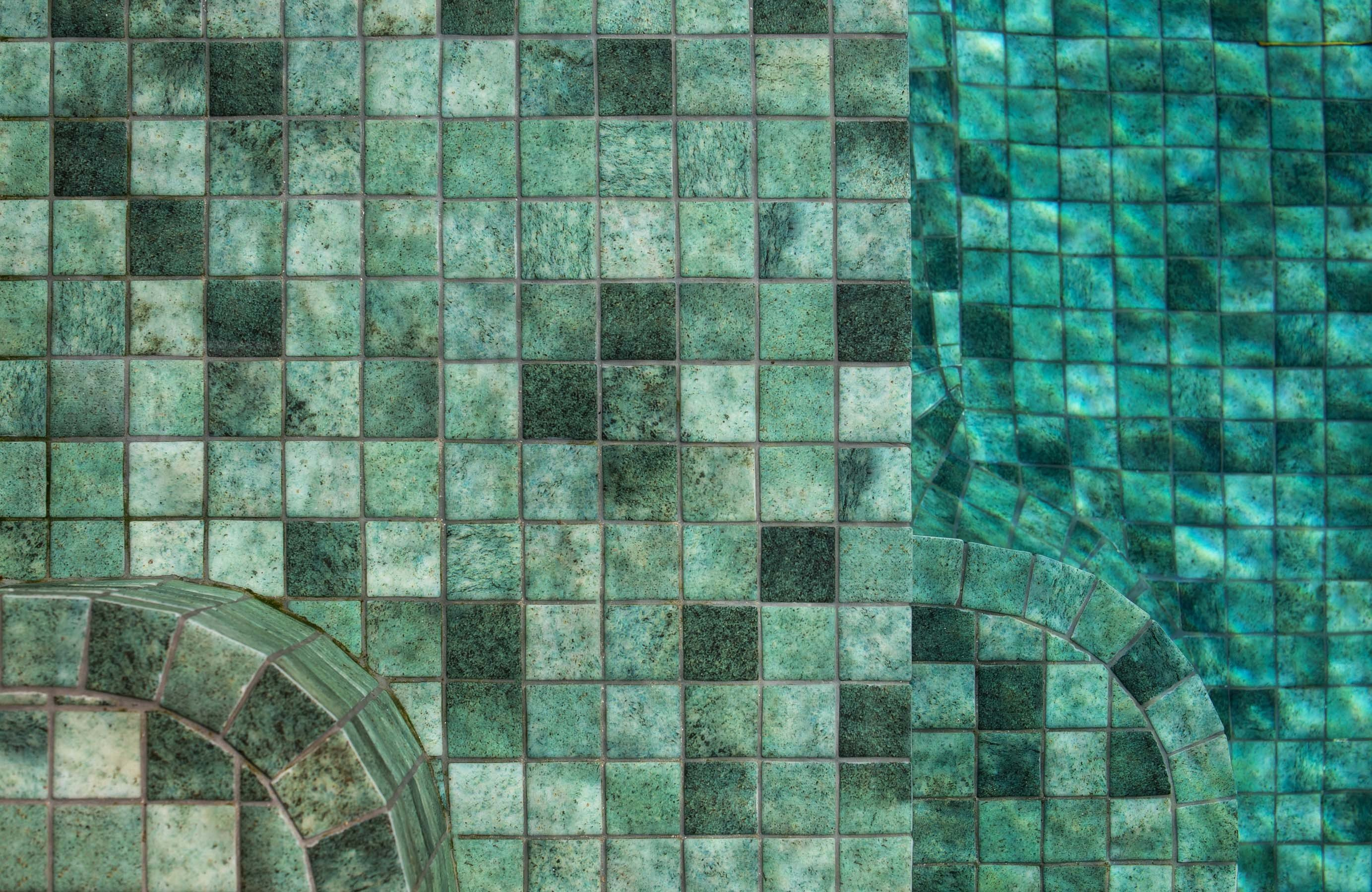 Pool-Tiles Gallery Earth trace-01