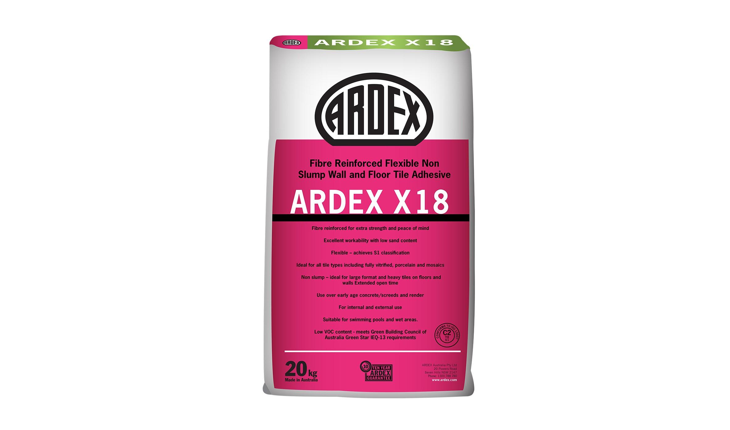Ardex X18