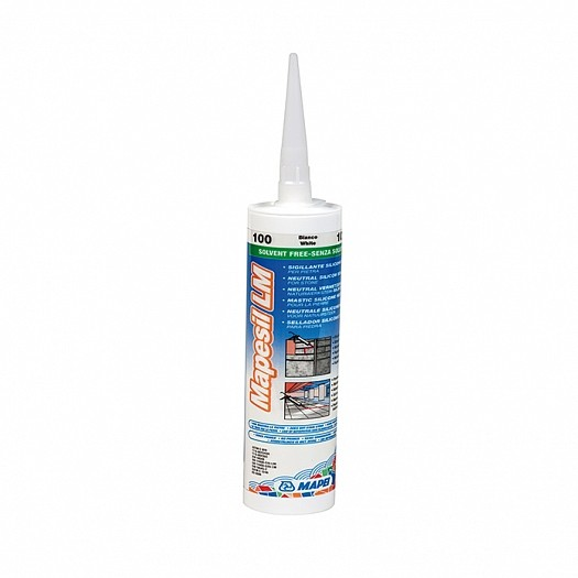 Install-Products-Photos Fixing-Products Swatch Mapei-Mapesil-LM-swatch