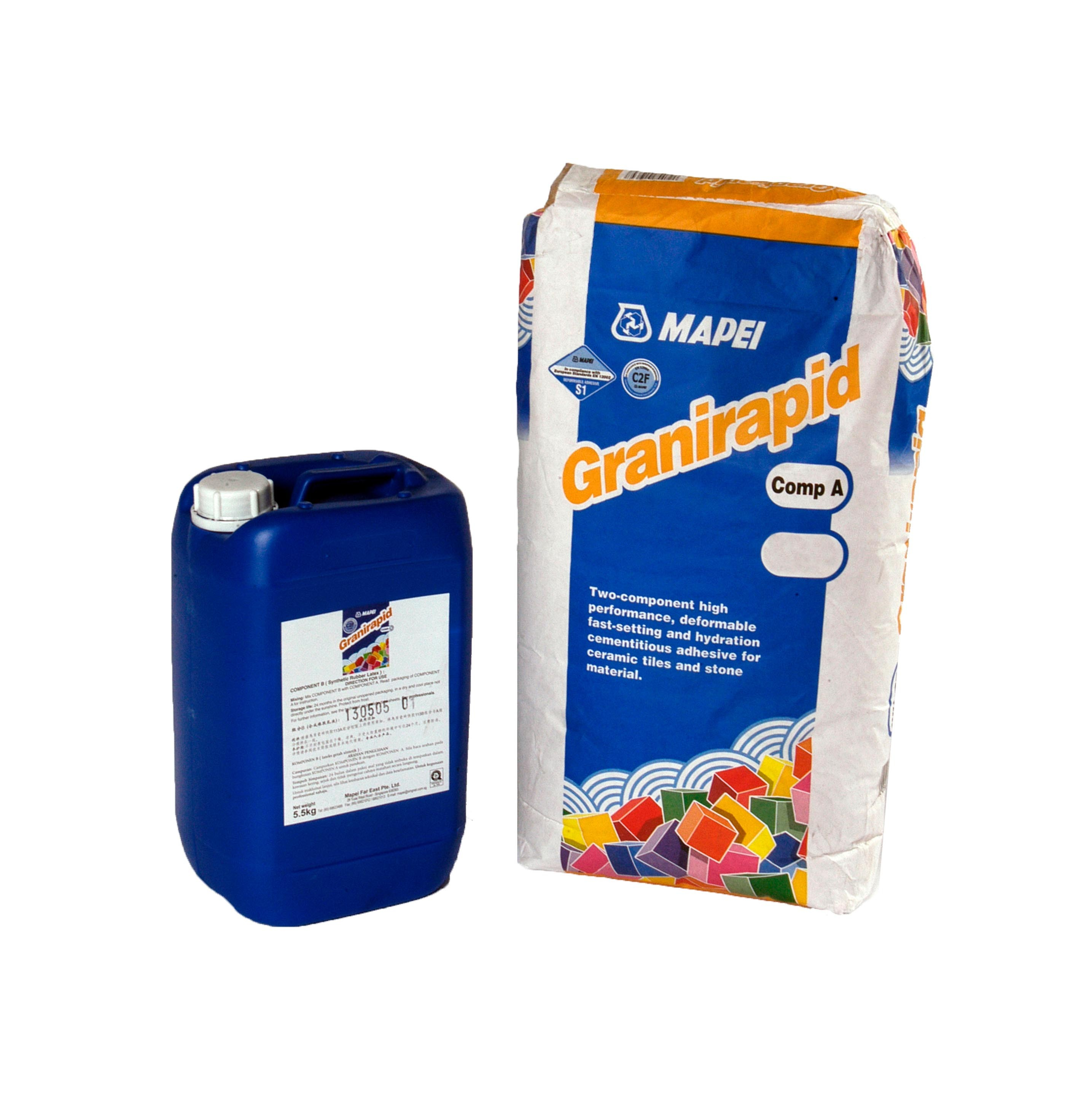 Install-Products-Photos Fixing-Products Gallery Mapei-Granirapid-Gallery